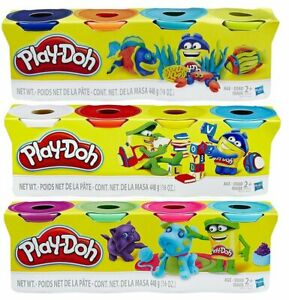 Playdoh Classic 4 Pack - David Rogers Toymaster