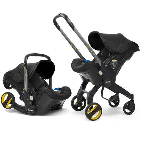 Doona Travel System - Nitro Black