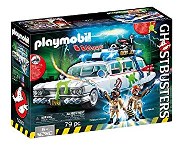 PLAYMOBIL 9220 GHOSTBUSTERS ECTO 1 - David Rogers Toymaster