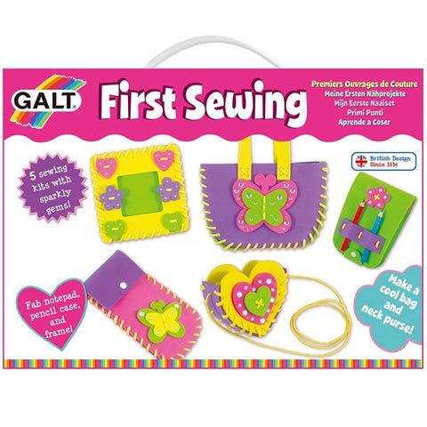 Galt First Sewing - David Rogers Toymaster