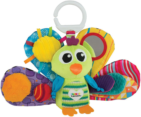 Lamaze Jacques the Peacock - David Rogers Toymaster