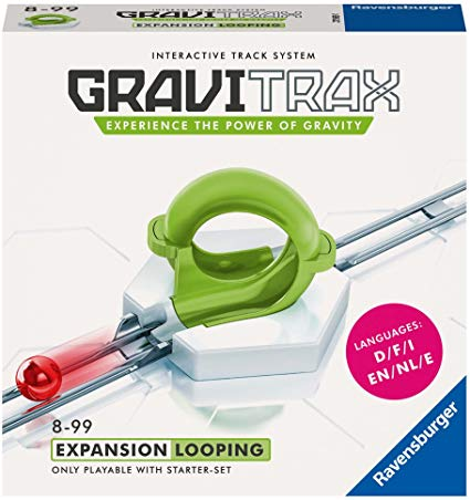 Gravitrax Expansion Looping - David Rogers Toymaster