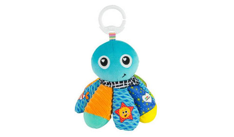 Lamaze Salty Sam the Octopus - David Rogers Toymaster
