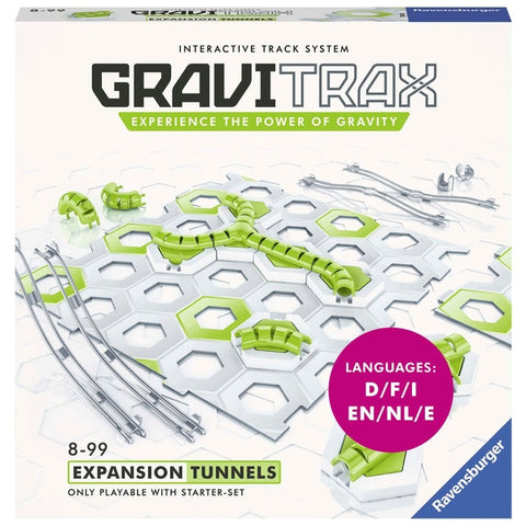 Gravitrax Expansion Tunnels - David Rogers Toymaster