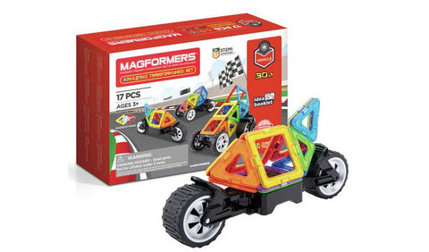 Magformers Transform Wheel Set - David Rogers Toymaster