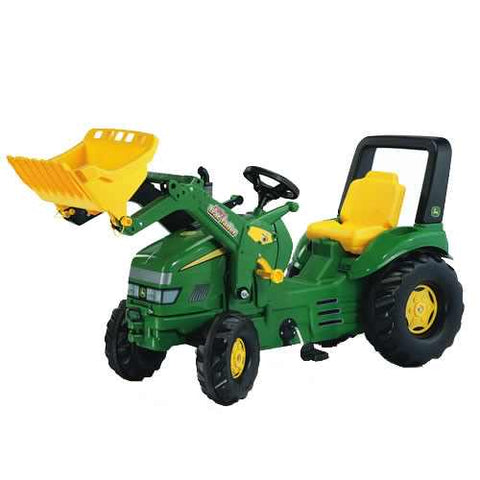 Rolly X Trac John Deere Tractor - David Rogers Toymaster