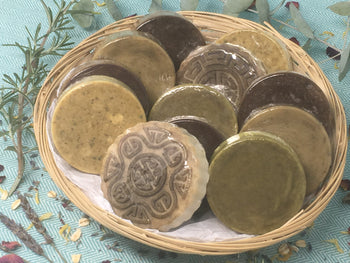 Herbal Goat Milk Soaps