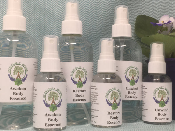 Body Essence Sprays