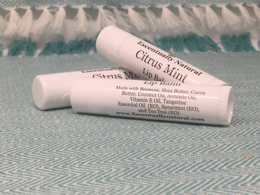 CitrusMint Lip Balm