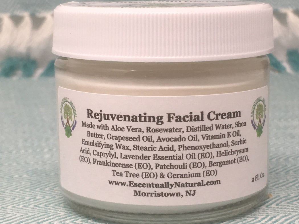 Rejuvenating Facial Cream