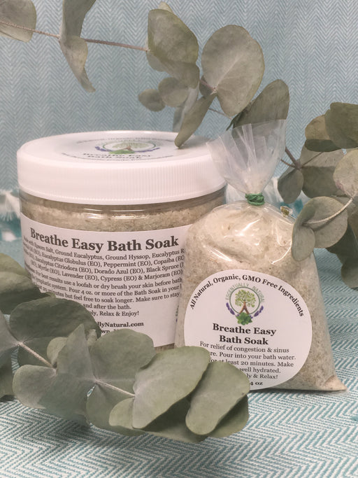 Breathe Easy Bath Soak