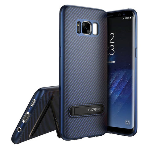 Luxury Samsung S7, S8, S9, S9 Plus and Note 8 Case with Kickstand - godigita