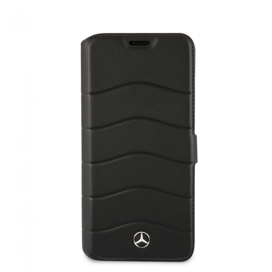 Samsung Galaxy S8 Mercedes-Benz Genuine Leather Wave VII