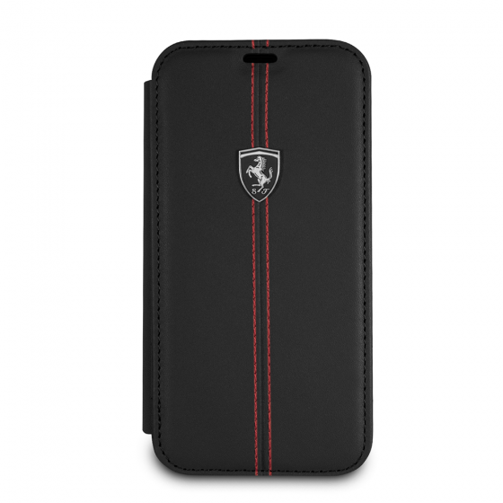 iPhone X & iPhone XS Ferrari Genuine Leather Heritage