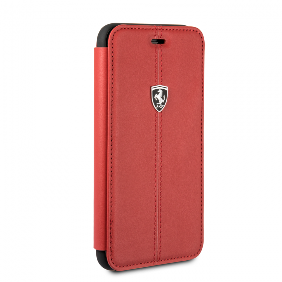 iPhone 7 Plus & iPhone 8 Plus Ferrari Genuine Leather Heritage