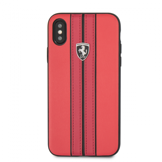 Ferrari iPhone X & iPhone XS Hard Case