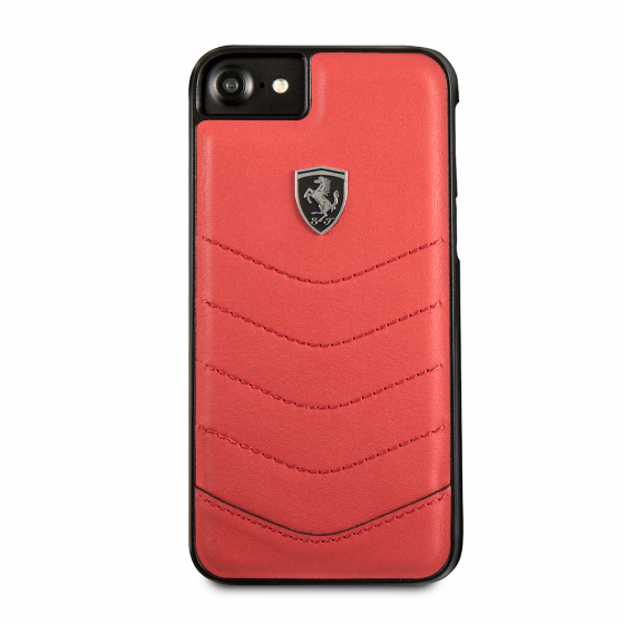 iPhone 8 & iPhone 7 Ferrari Genuine Leather Heritage
