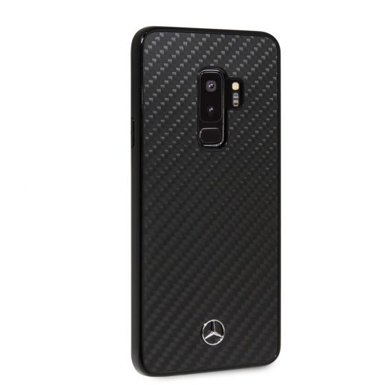 Samsung Galaxy S9 Plus Mercedes-Benz Carbon Fiber Dynamic Pattern