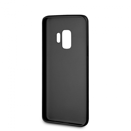 Guess Black Hard Phone Case for Samsung Galaxy S9