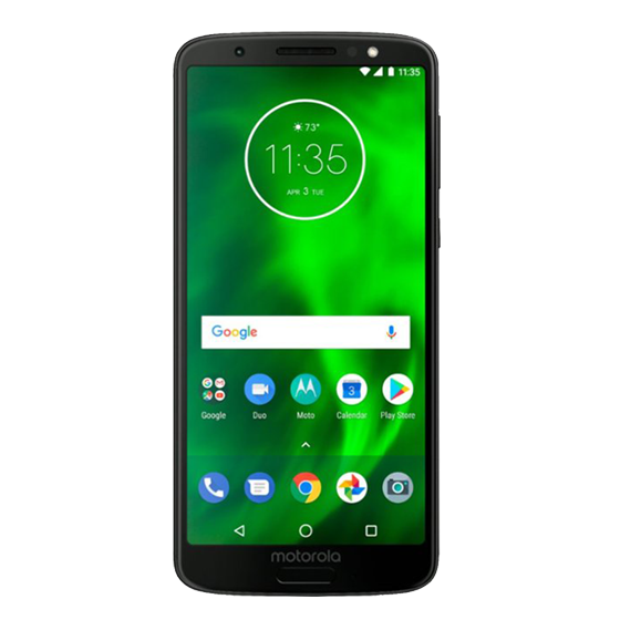 Motorola - Moto G6 with 32GB Memory Cell Phone