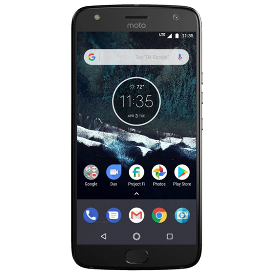 Motorola - Moto X (4th Generation) with 32GB Memory