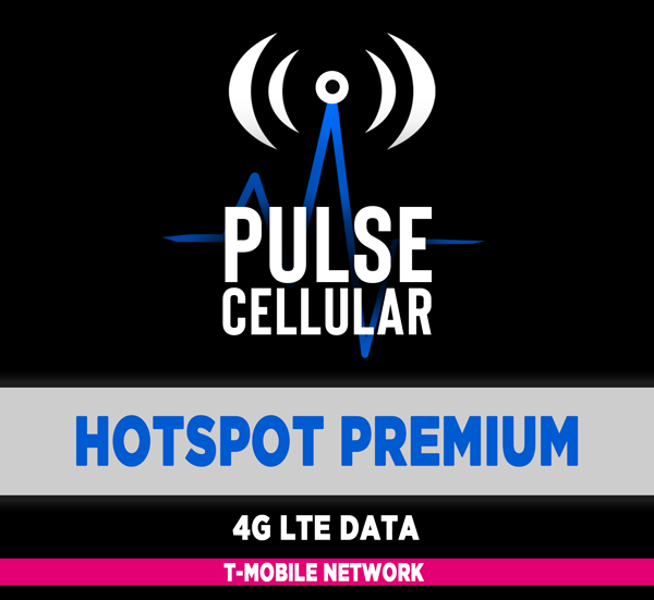 Premium Plan - Hotspot/Mobile Internet