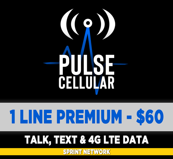 Premium Plan - Unlimited Talk, Text & Unlimited High Speed LTE Data