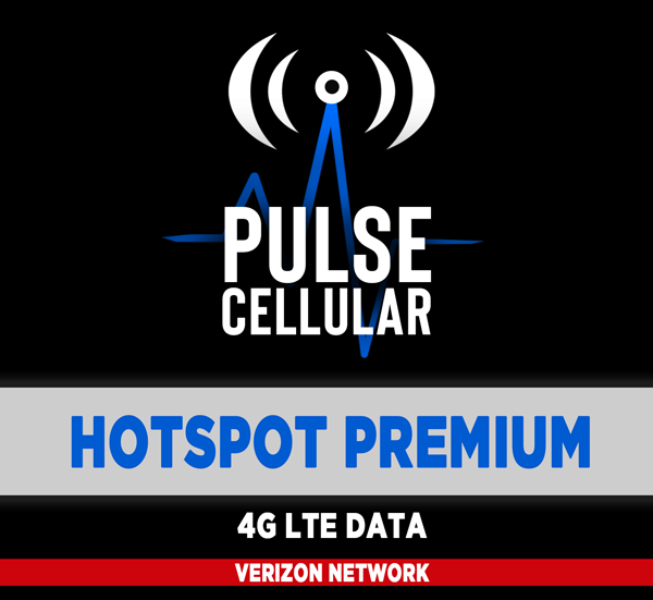 Hotspot Premium - High Speed 4G LTE Data - TEMP OUT OF STOCK