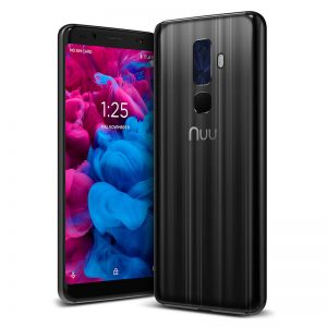 Nuu Mobile G3+ Smartphone with 64GB Memory