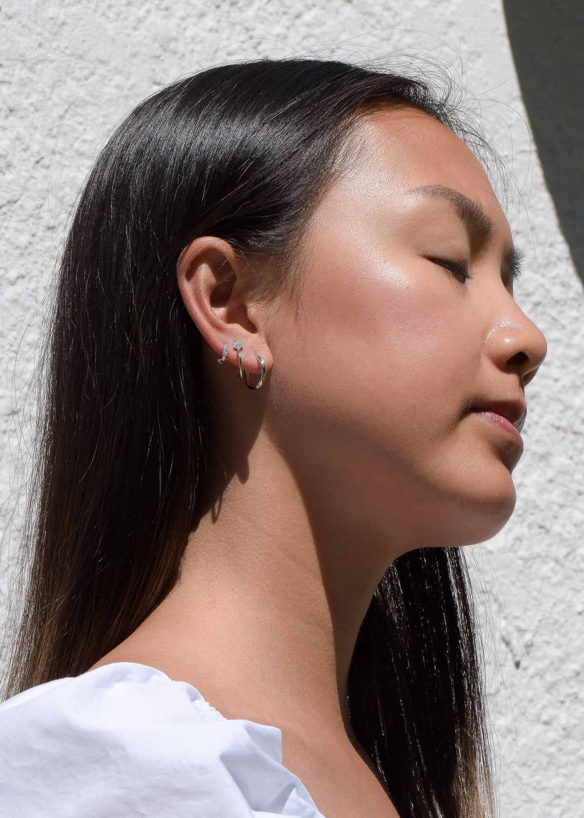 Ear Stack II - Silver
