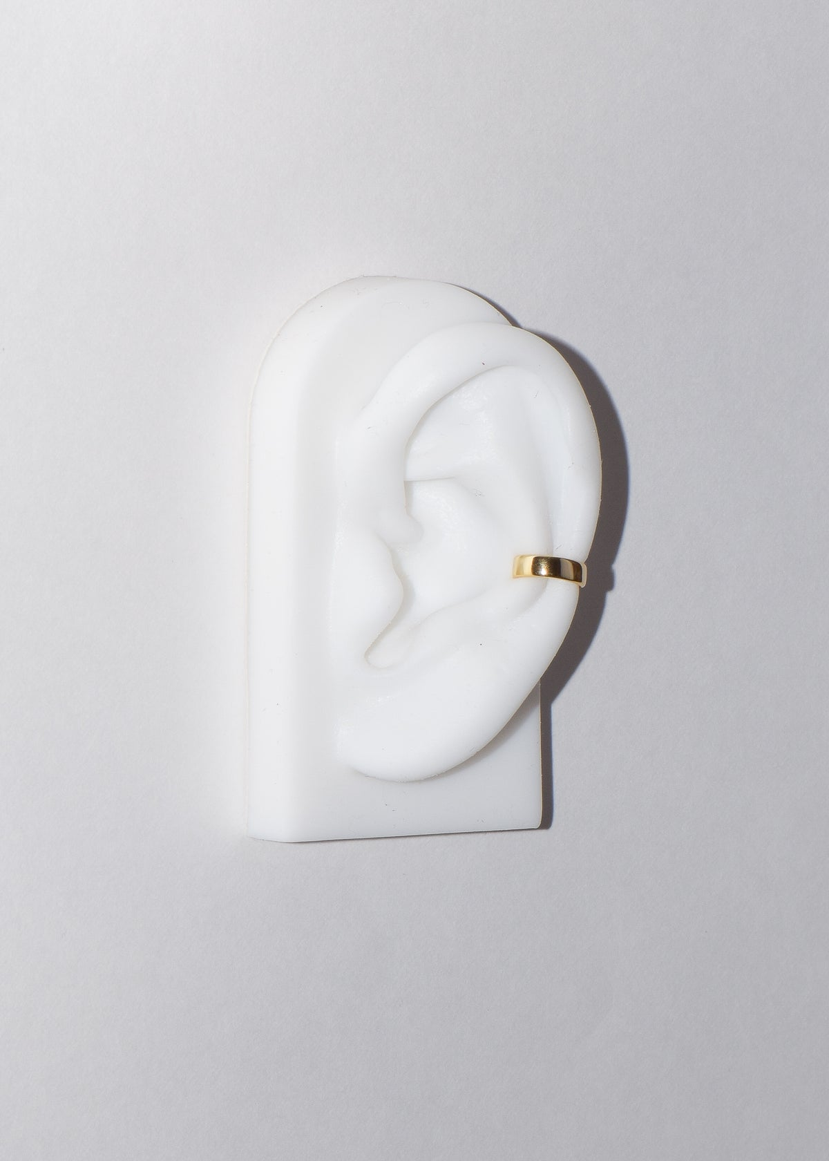 Attina Ear Cuff in Gold