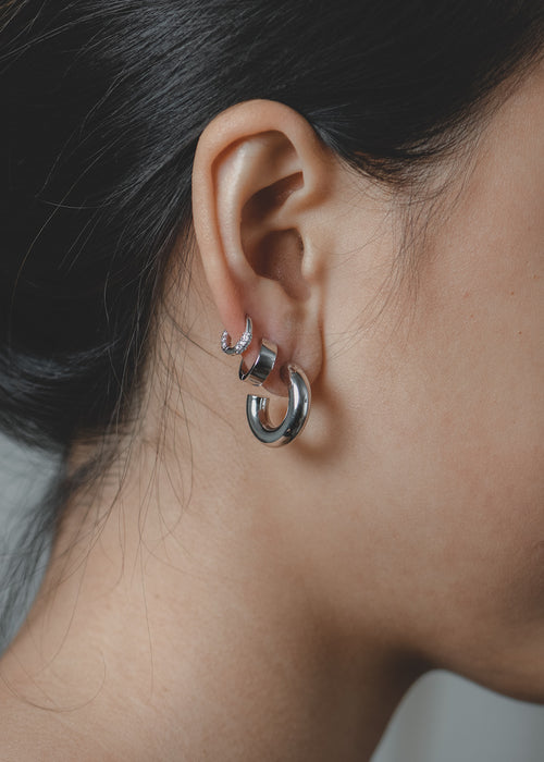 Ear Stack I - Silver