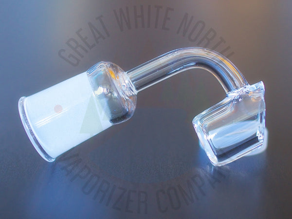 Basic Quartz Banger - 4mm Thick - Great White North Vaporizer Co. | www.vapenorth.ca