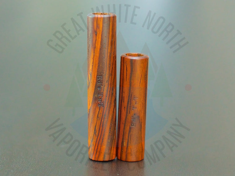 Cocobolo MidSections for DynaVap by Ed's TNT