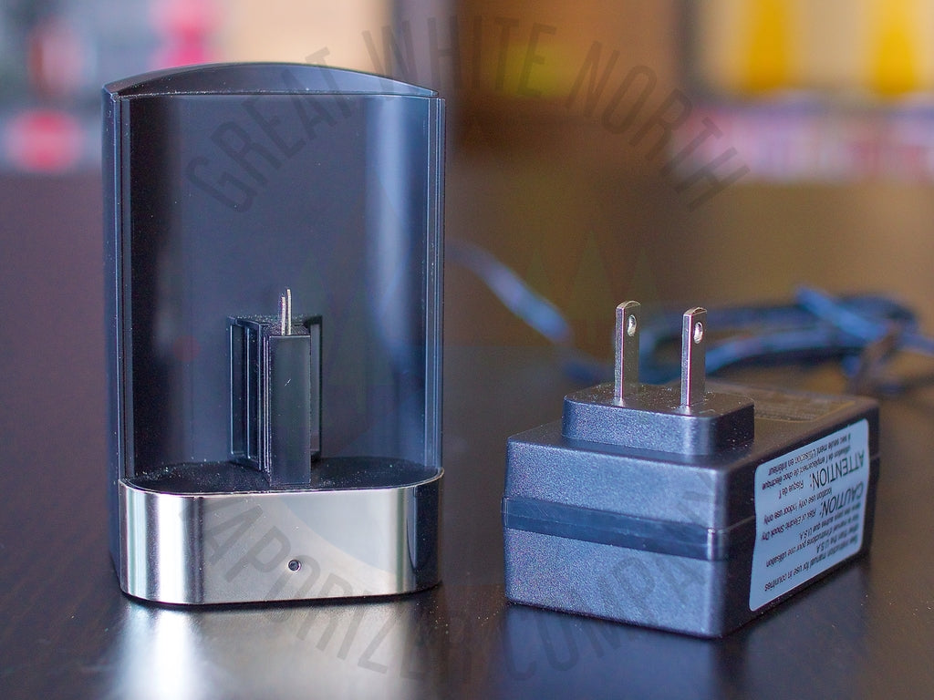 Ghost MV1 Fast Charger - Great White North Vaporizer Co. | www.vapenorth.ca