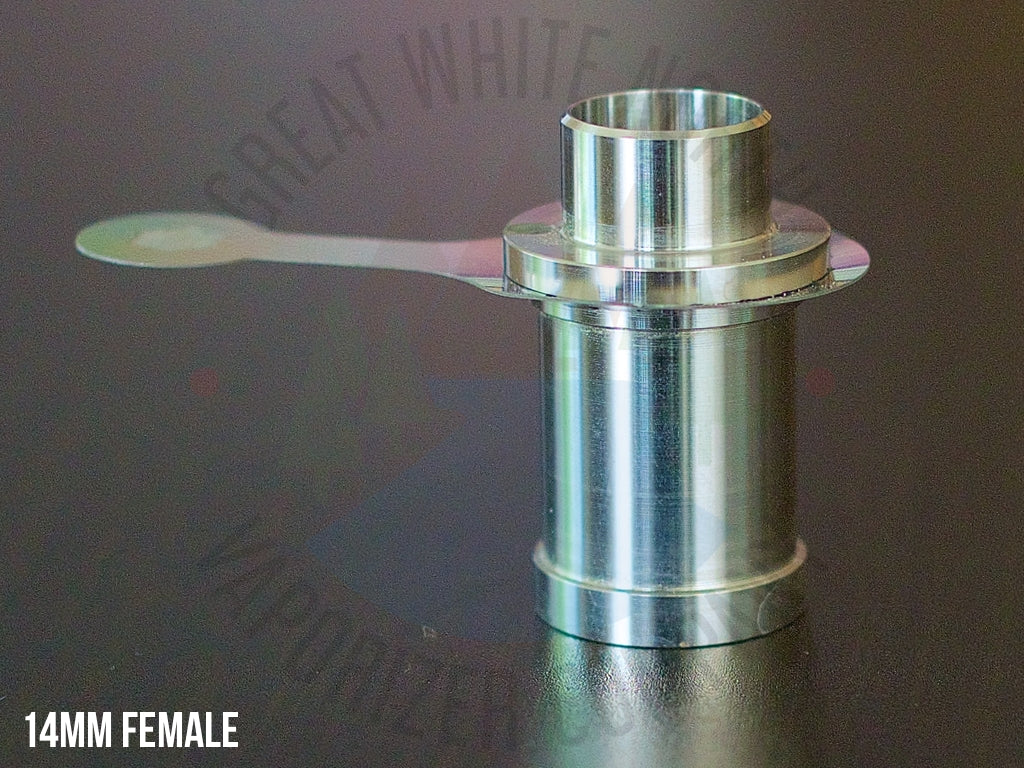 Lotus Water Pipe Adapter - Great White North Vaporizer Co. | www.vapenorth.ca