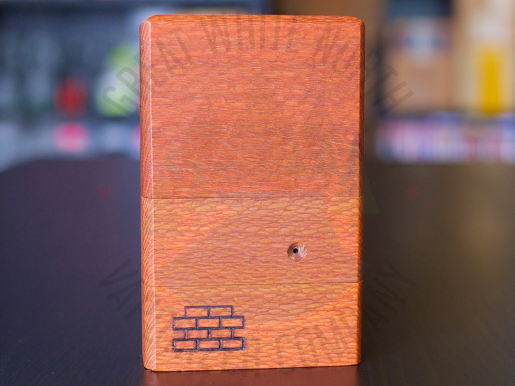 Sticky Brick Exotic - Junior Leopardwood - Great White North Vaporizer Co. | www.vapenorth.ca