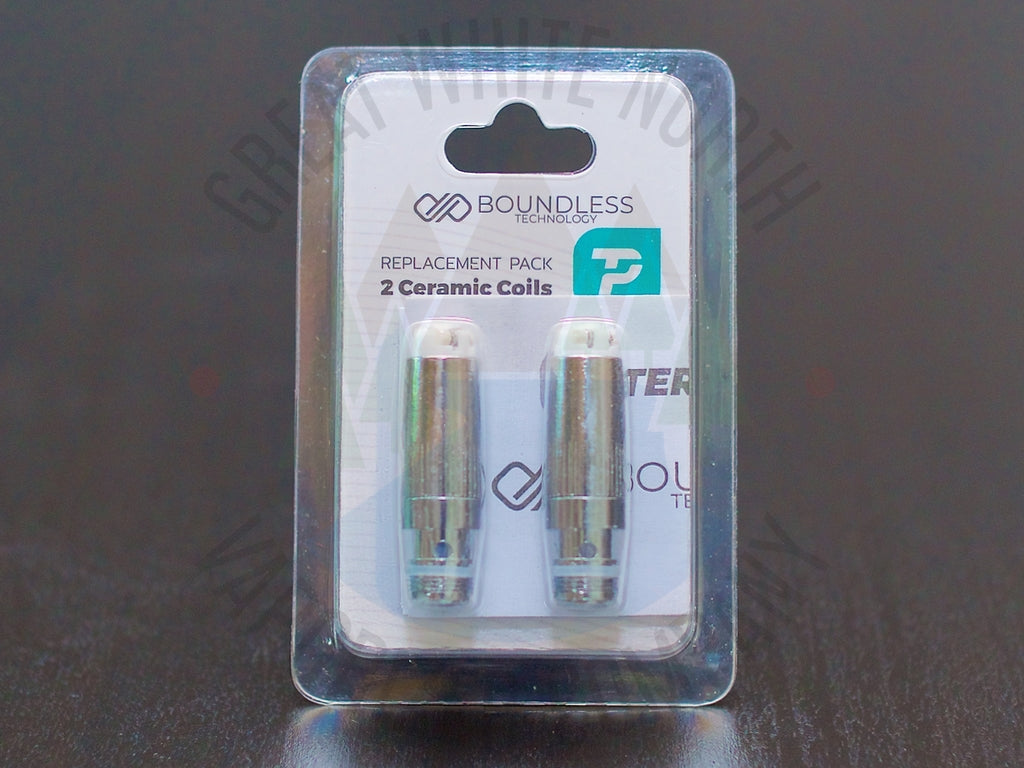 Boundless Terp Pen Replacement Coils - Great White North Vaporizer Co. | www.vapenorth.ca