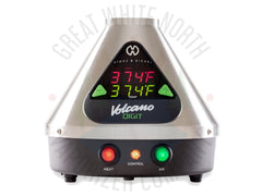 Digital Volcano w/ Solid Valve System - Great White North Vaporizer Co. | www.vapenorth.ca