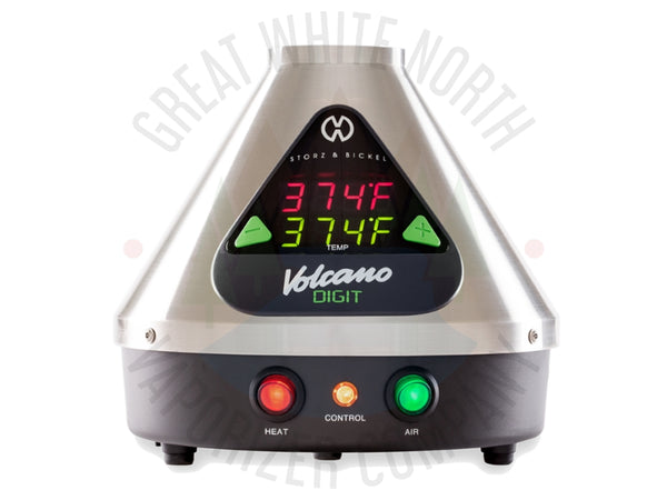 Digital Volcano w/ Easy Valve System - Great White North Vaporizer Co. | www.vapenorth.ca