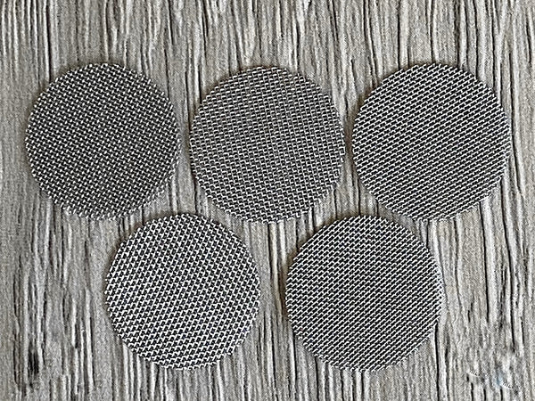 Stainless Steel Screens 5-Pack