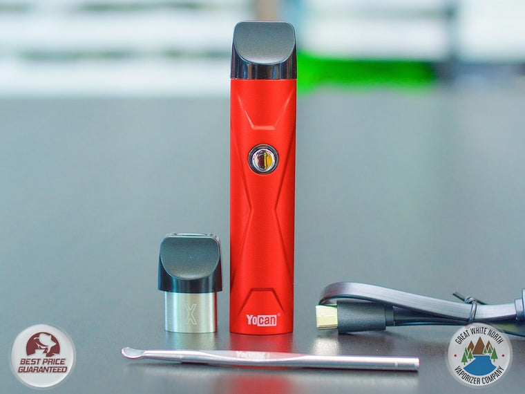 Yocan X Concentrate Pod Vaporizer
