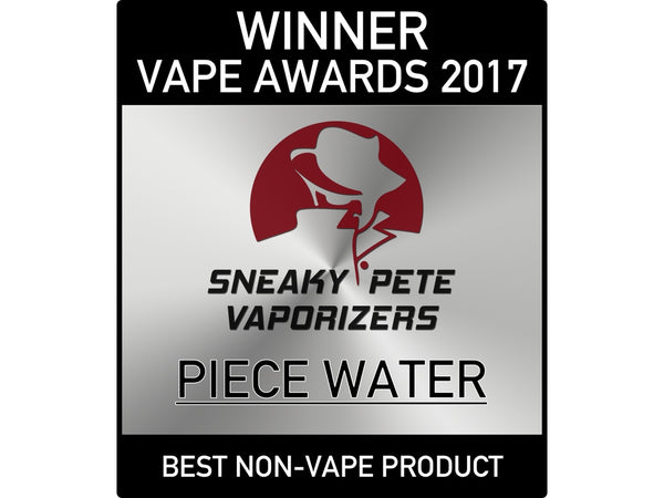 Piece Water - Great White North Vaporizer Co. | www.vapenorth.ca
