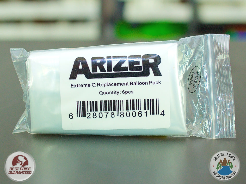 Arizer Extreme Q Replacement Balloon 6-Pack
