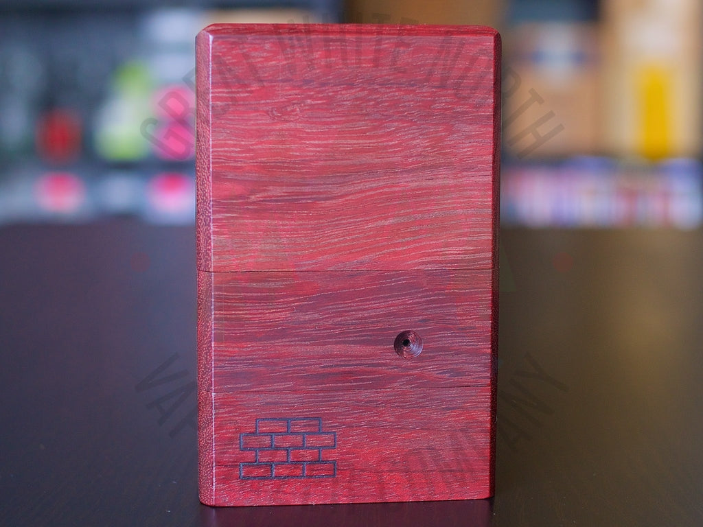 Sticky Brick Exotic - Junior Purpleheart - Great White North Vaporizer Co. | www.vapenorth.ca
