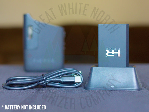 Healthy Rips Fierce Battery Charging Dock - Great White North Vaporizer Co. | www.vapenorth.ca