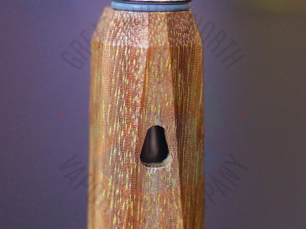 Dynavap - Ti NonaVonG-S Darkwood - Great White North Vaporizer Co. | www.vapenorth.ca