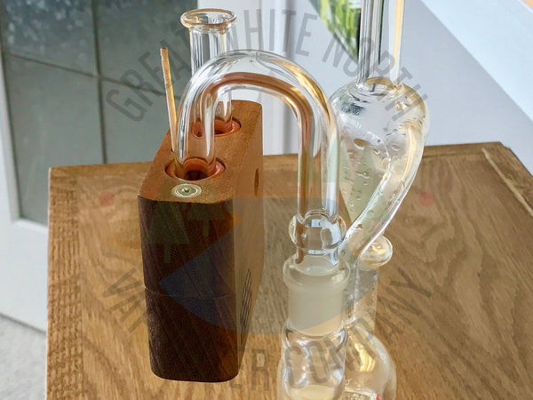 Sticky Brick Jr 14mm Water Pipe Adapter - Great White North Vaporizer Co. | www.vapenorth.ca