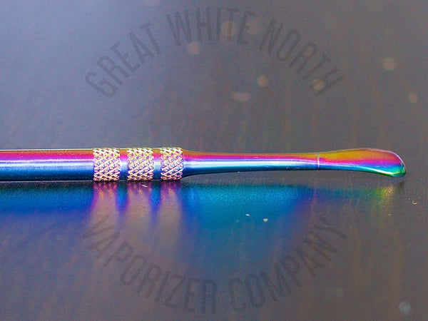 Stainless Steel Concentrate Tool - Great White North Vaporizer Co. | www.vapenorth.ca