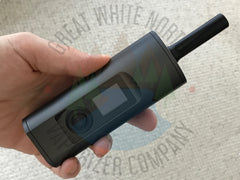 Arizer Air 2/Solo 2 Black Stem - Great White North Vaporizer Co. | www.vapenorth.ca